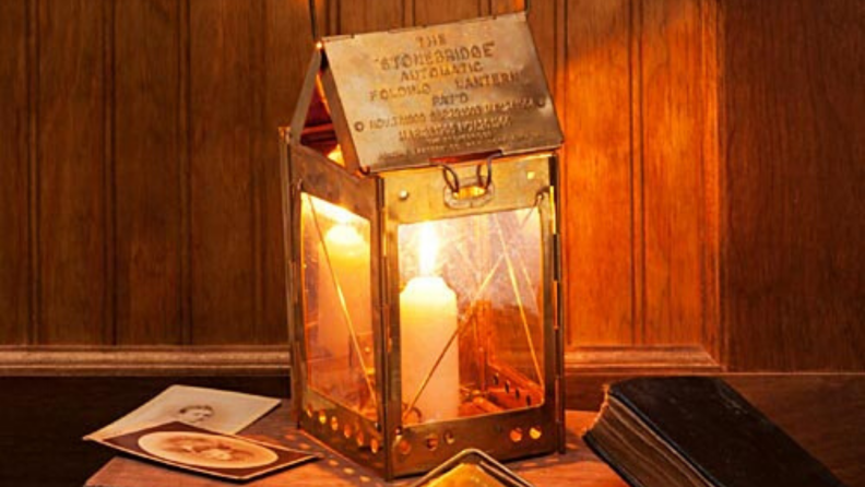 garrett wade lantern