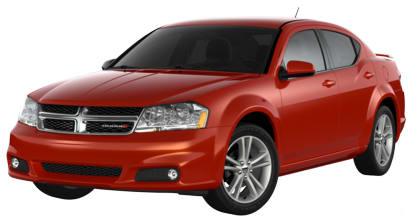 Product Image - 2012 Dodge Avenger SXT Plus