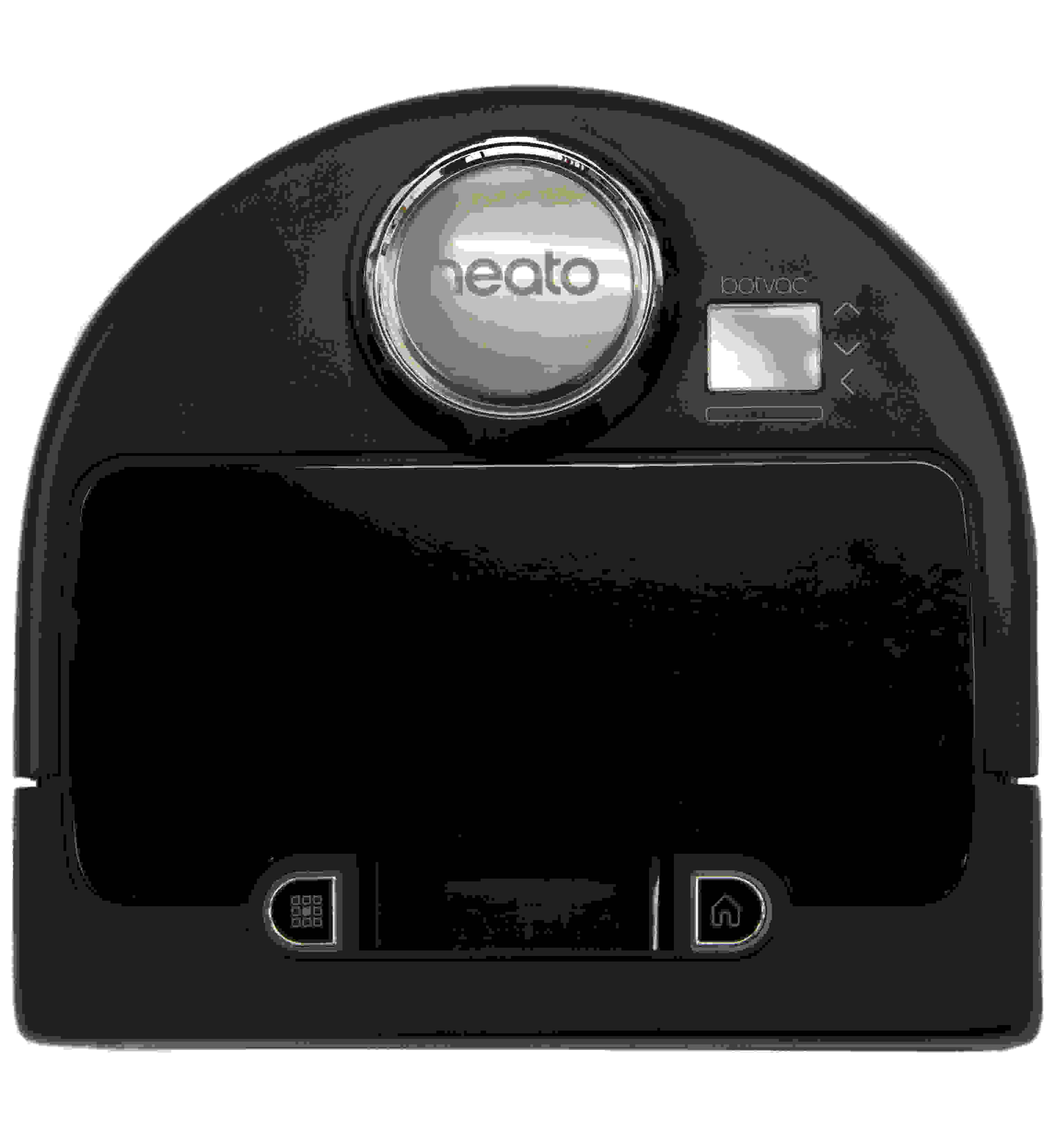 With a black exterior, Neato has really classed up the Botvac Connected.