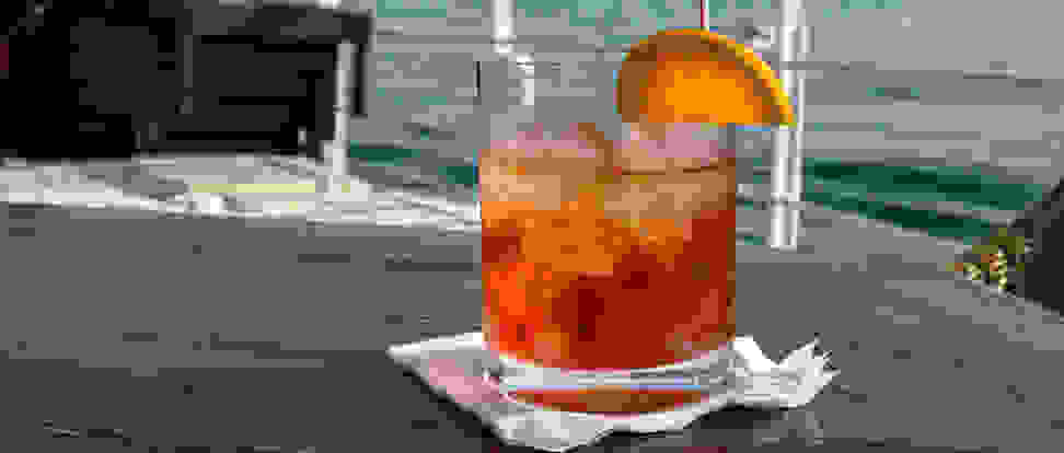 Negroni, the classic cocktail of Italy