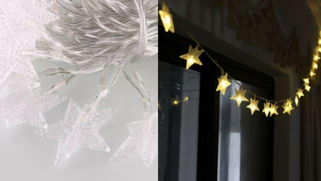 EchoSari Fairy Lights