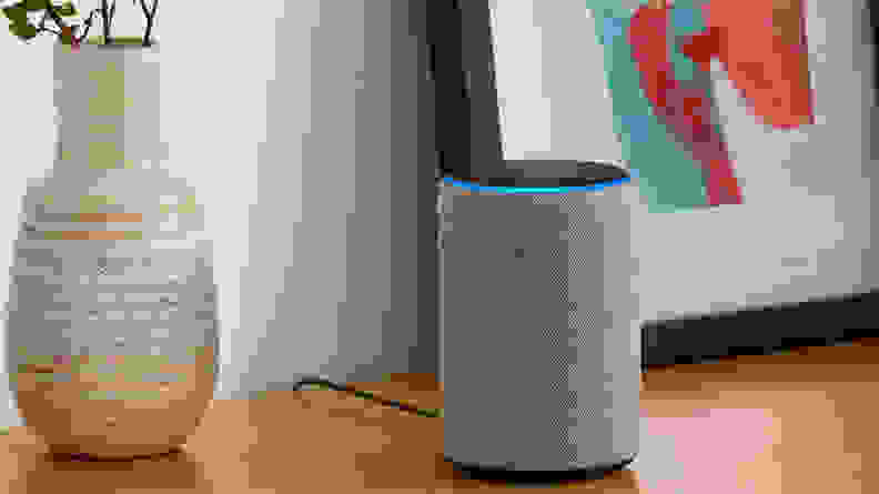 The second-generation Echo Plus