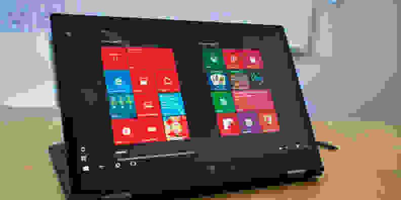 ThinkPad X1 Yoga Stand Mode