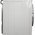 Frigidaire affinity washer side
