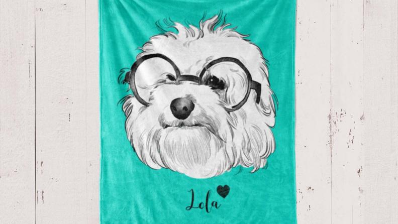 Pup blanket