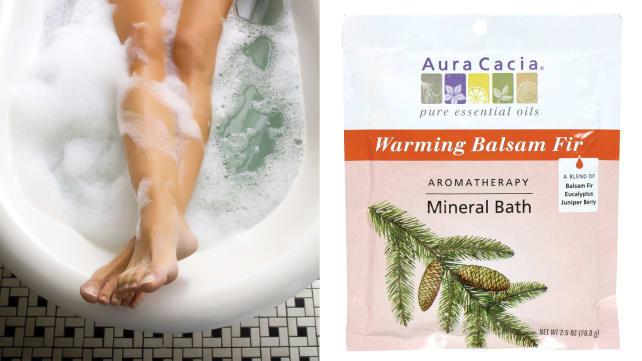 Aura Cacia Balsam Fir Mineral Bath