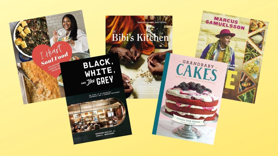 Here are the essential cookbooks by Black chefs.