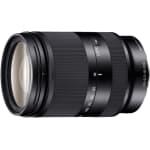Sony e 18 200mm f:3.5 6.3 oss e mount zoom lens