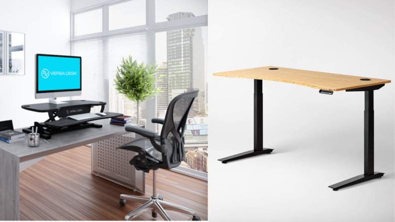versa and jarvis standing desks