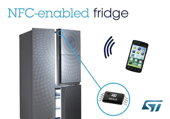 nfc fridge