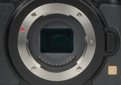 Lens Mount Photo