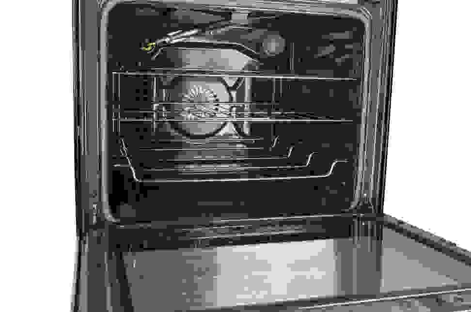 KitchenAid KGRS303BSS Oven Cavity
