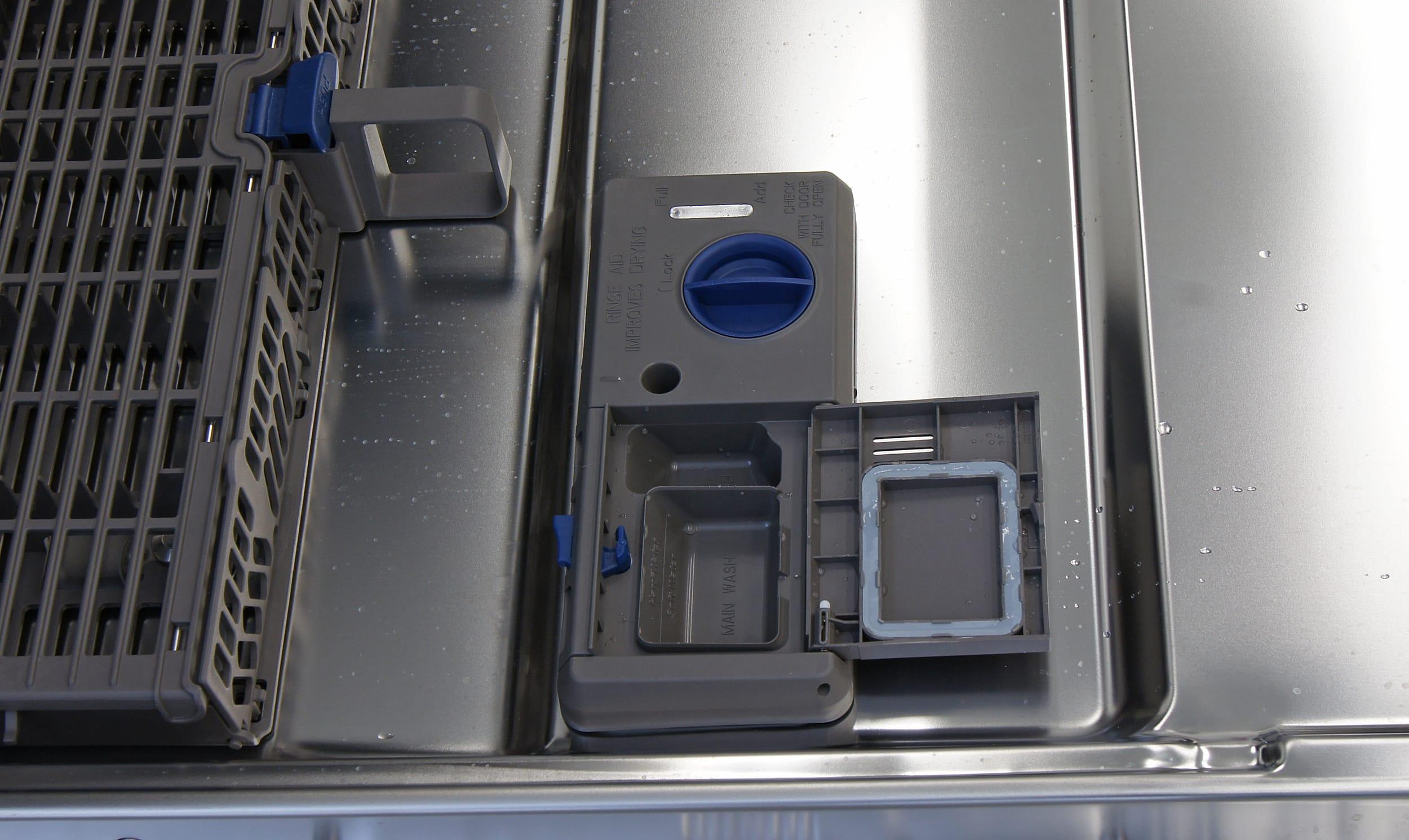 Whirlpool detergent dispenser