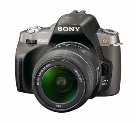 Product Image - Sony Alpha A380