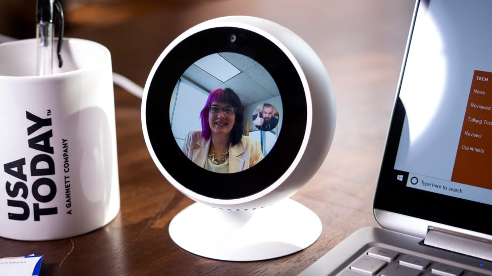 Echo Spot Video Call