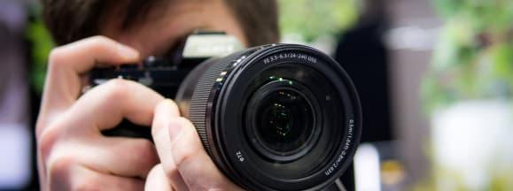 Sony 24 240mm lens hero