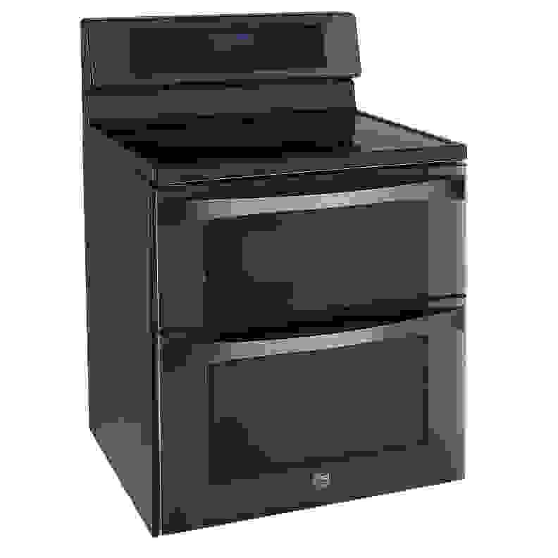 Kenmore black stainless range