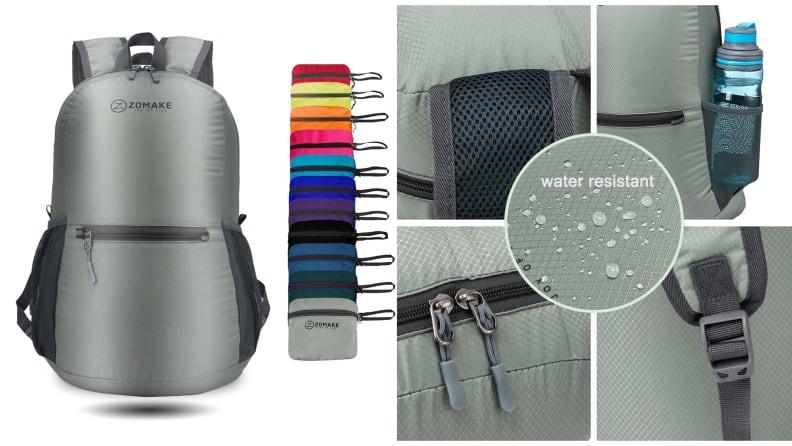 ZOMAKE Ultra-light backpack