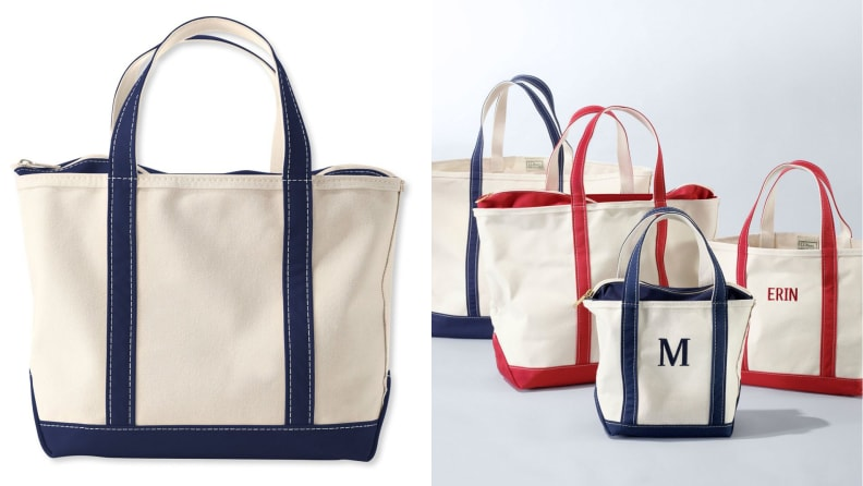 boat and tote