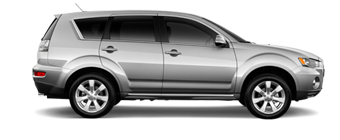 Product Image - 2013 Mitsubishi Outlander GT