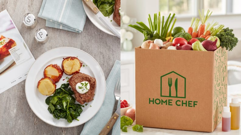 Home Chef Banner
