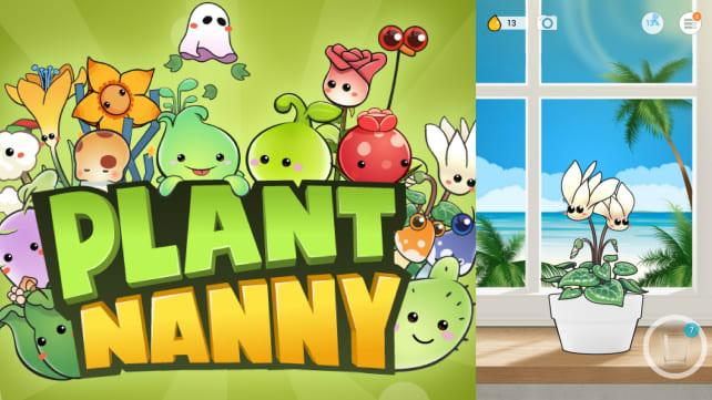 Plant Nanny App