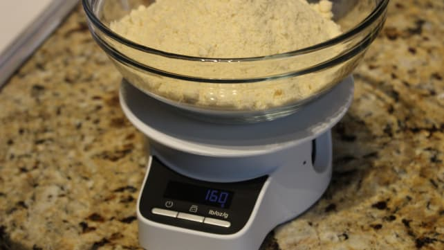 KitchenAid Sifter and Scale Attachment Review - Reviewed Kitchen