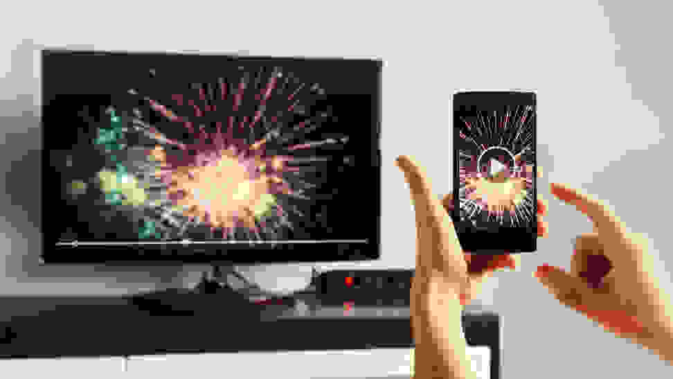 How to connect your smartphone to your TV
