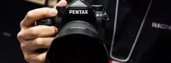 Pentax k 1 hero