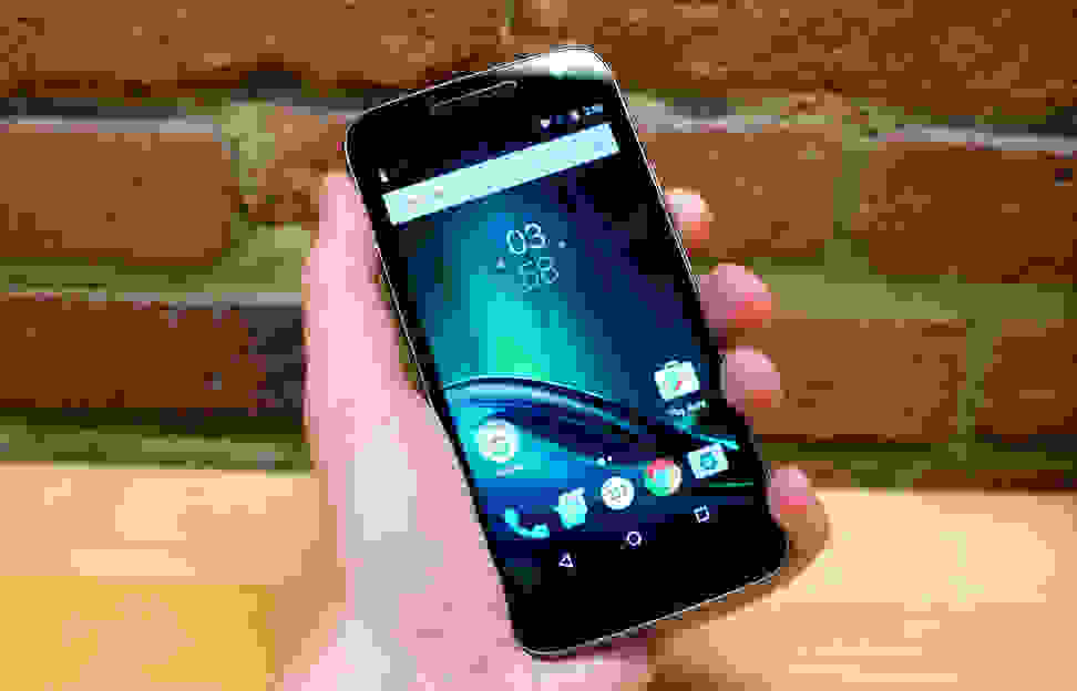 Motorola Moto G4 Play In Hand