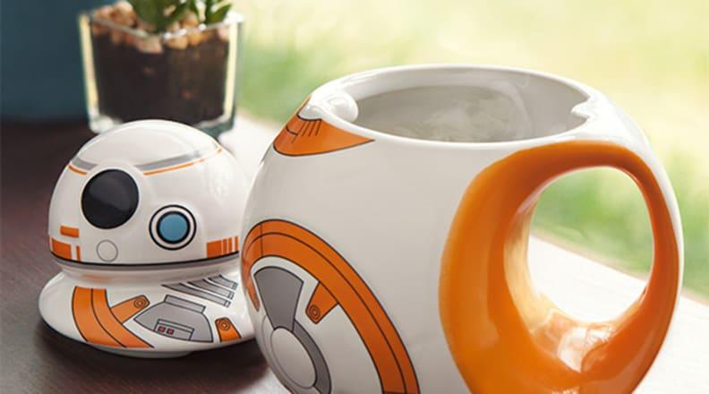 BB-8 Color Change Mug