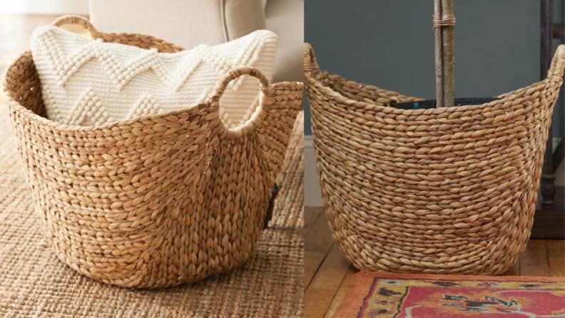 Laurel Foundry basket