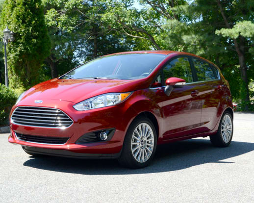 Product Image - 2014 Ford Fiesta Titanium Hatchback