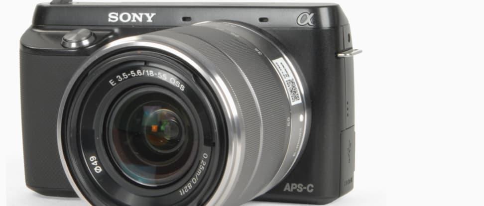 Product Image - Sony Alpha NEX-F3