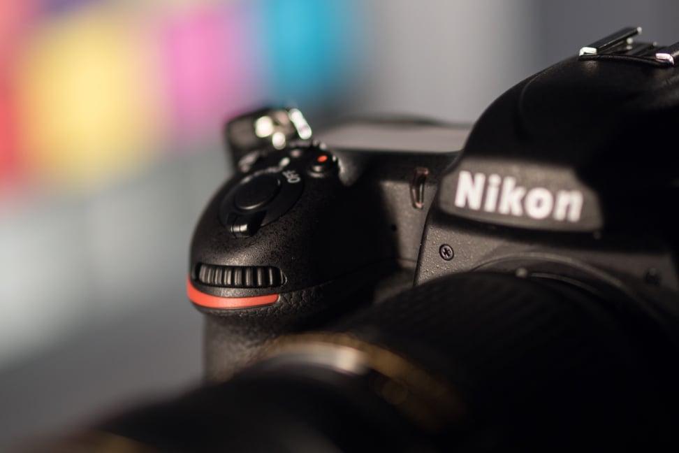 Nikon D500 Front Grip