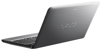 Product Image - Sony  Vaio SVE1511AFXS