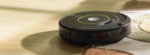 Roomba hero