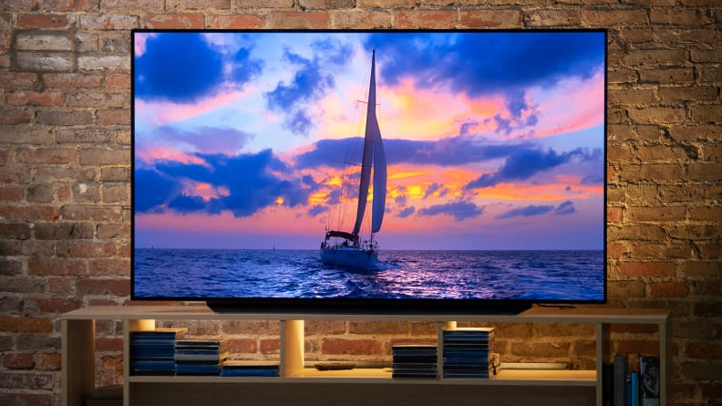 LG C9 OLED With HDR Content 2