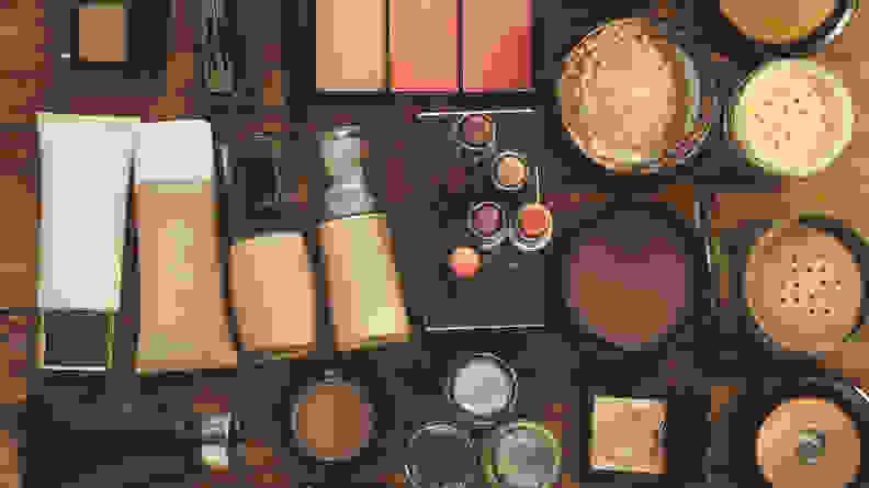 Assorted Cosmetics