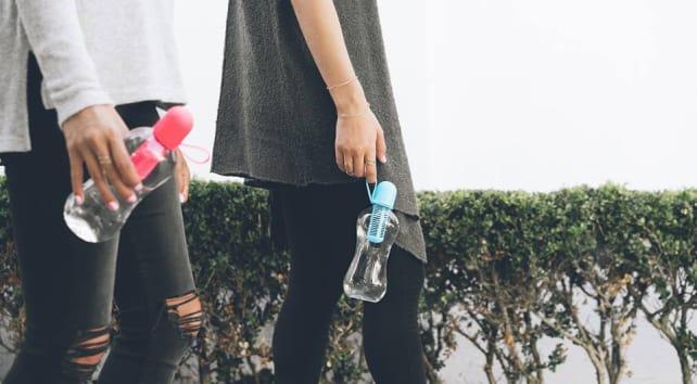 Bobble water bottle