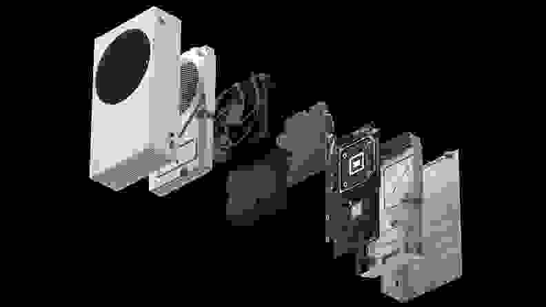 Xbox Series X vs. Xbox Series S: Xbox Series S Hardware