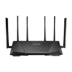 Asus rt ac3200 tri band router