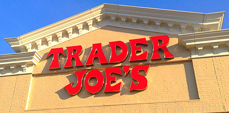 A Trader Joe's grocery store