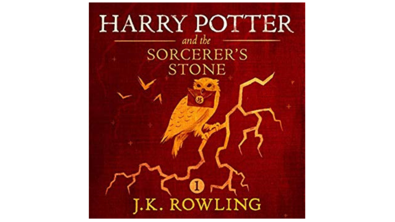 Harry Potter and the Sorcerer's Stone audiobook