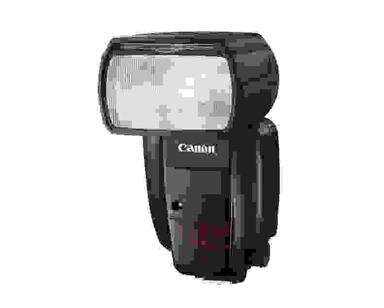 Canon's new Speedlite 600EX II-RT flash.