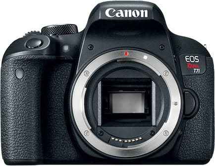 Product Image - Canon EOS Rebel T7i