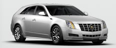 Product Image - 2012 Cadillac CTS Sport Wagon Standard