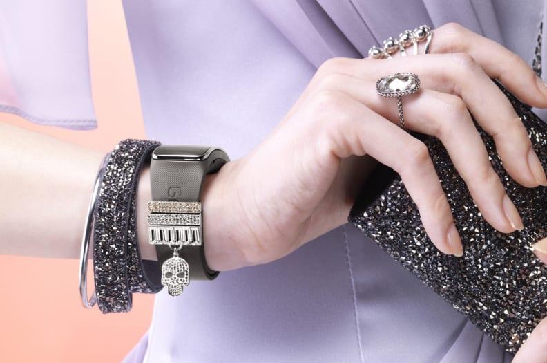 Samsung Galaxy Gear w/ Swarovski