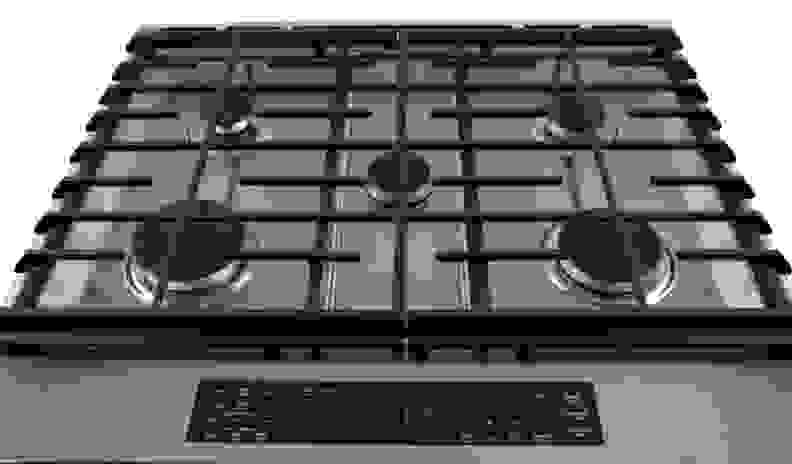 KitchenAid KSDB900ESS rangetop