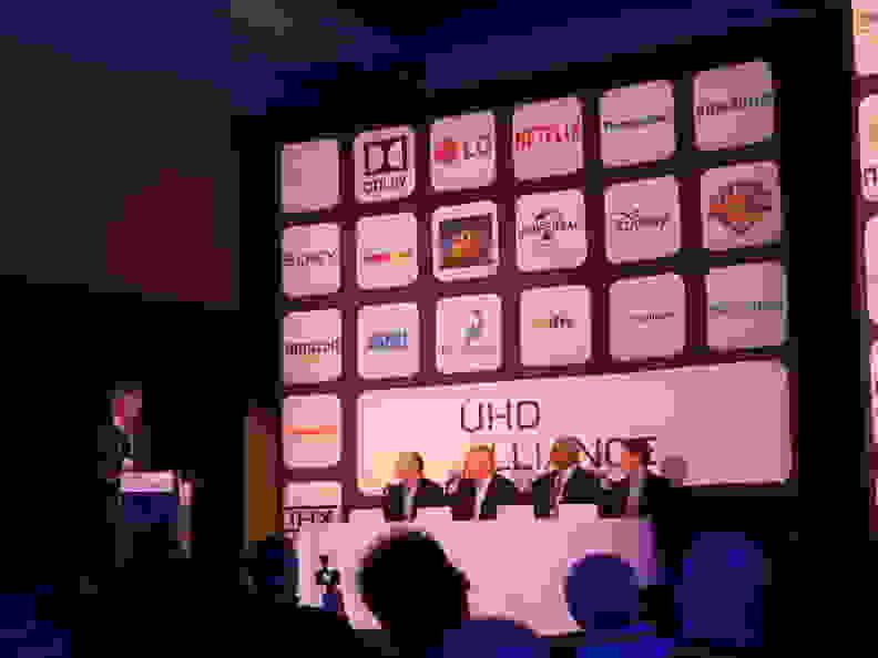 UHDA Panel